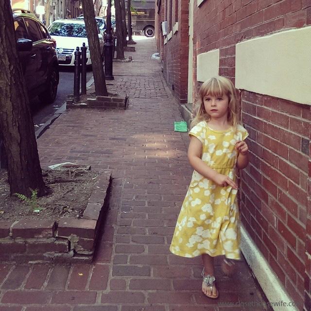 Fashionable in Boston