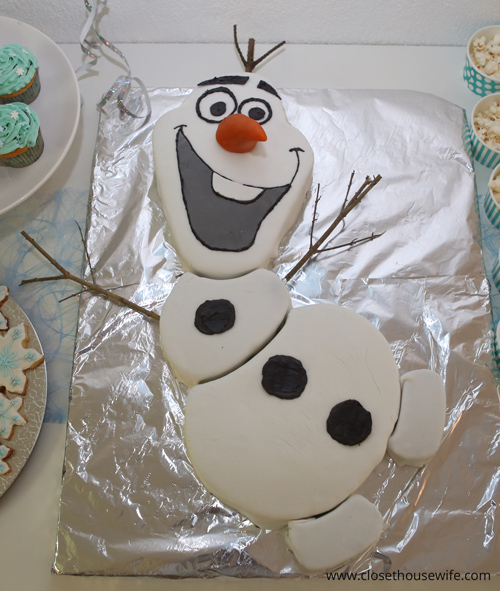 No party without Olaf!